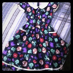 Pinup Couture Cthulhu Dress